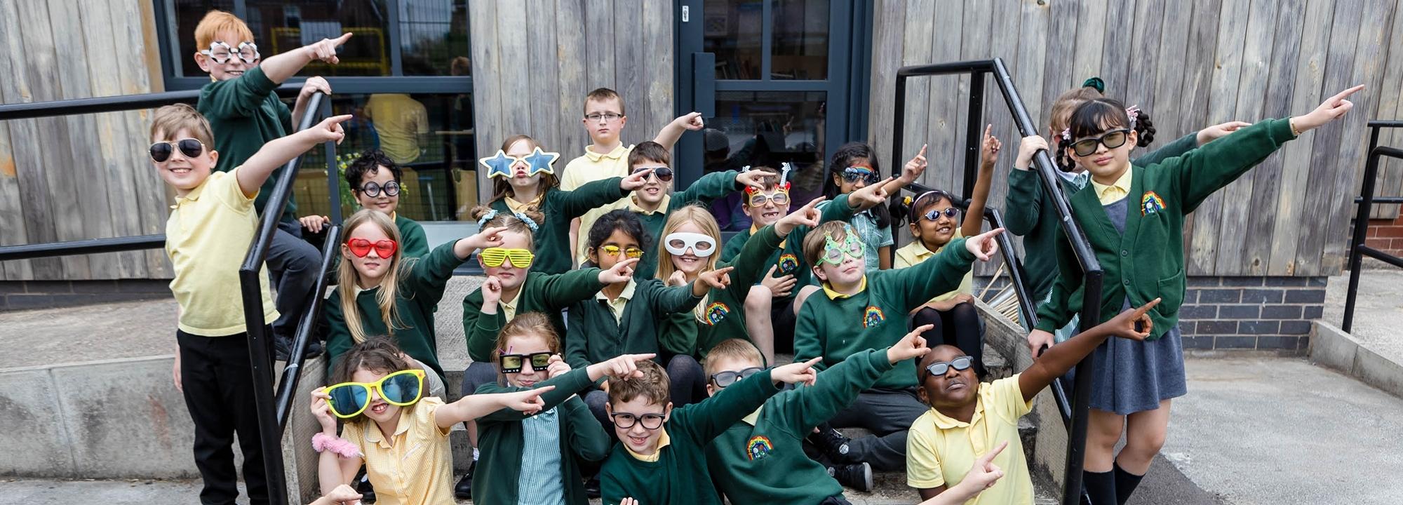 Hazel Grove Primary School - Contact Us page image