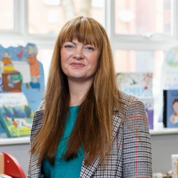 Mrs P Llanwarne - Assistant Head Teacher and Year 6 Teacher
