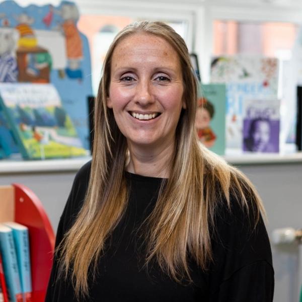 Mrs H Hewson - Phase Leader and Year 4 Teacher