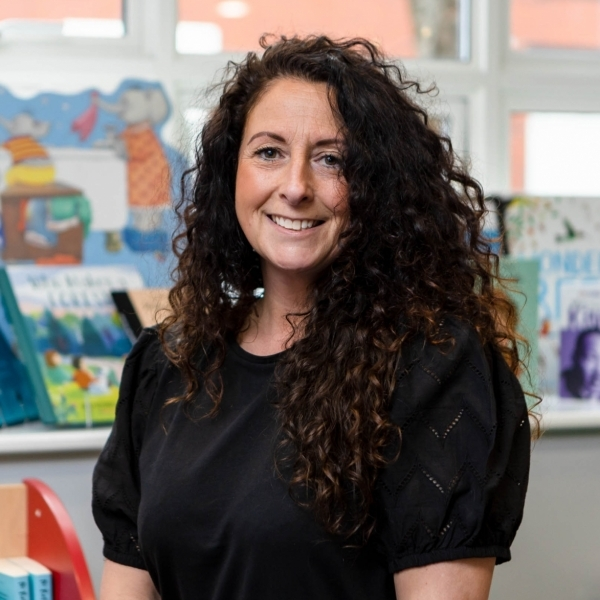 Miss J Brassington - Senior Midday Supervisor andLearning Support Assistant