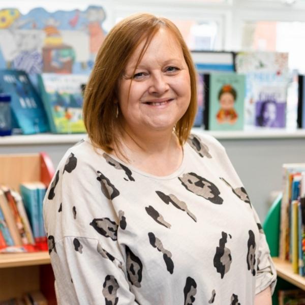 Mrs J Barnett - Learning Support Assistant