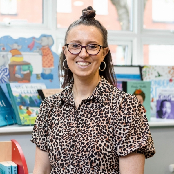Miss P Kerr - Learning Support Assistant