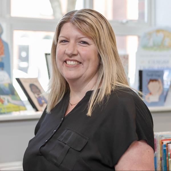 Mrs C Longden - Administration Assistant