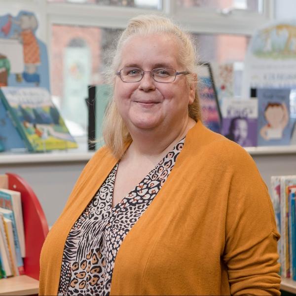 Mrs V Gorman - Lunchtime Supervisor