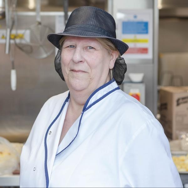 Mrs J Holland - Sous Chef