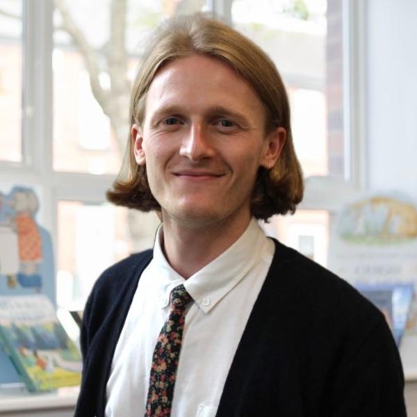 Mr M Ryder - Year 1 Teacher