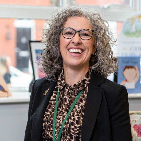 Mrs G Rose - Deputy Head Teacher and Reception Teacher